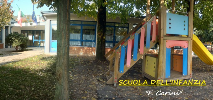 scuola dell'infanzia con titolo