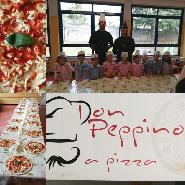 🍕🍕A scuola di cucina con Don Peppino! 🍕🍕 (un grazie di ❤ a Don Peppino e il suo staff)