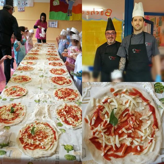 🍕🍕Grazie a Don Peppino per aver cucinato la sua gustosa pizza con i Mezzani di tutta la Scuola!!! 🍕🍕